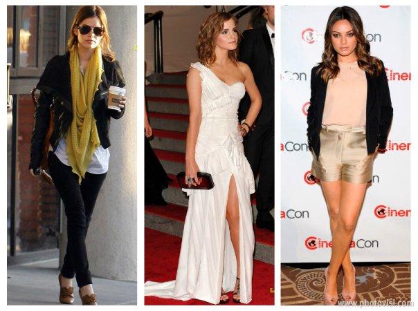 Dicas de moda e looks para baixinhas que querem parecer mais altas - linhas verticais