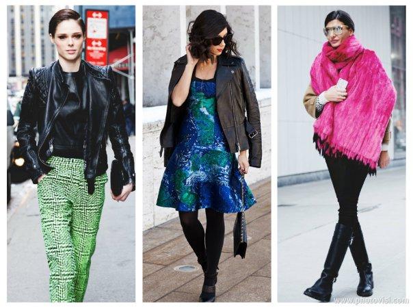 Street Style da NYFW Inverno 2015 1