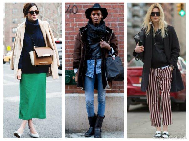 Street Style da NYFW Inverno 2015 2
