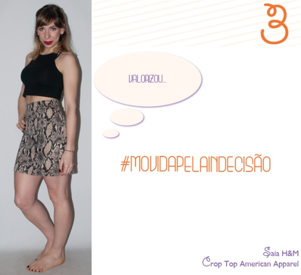 Luta do Dia 3 - look de balada - blog de moda
