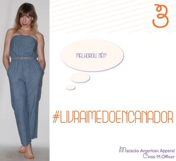 Luta do Dia - look com macacão - blog de moda 3