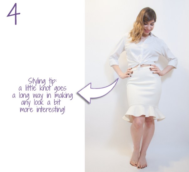 how to style all-white look 4