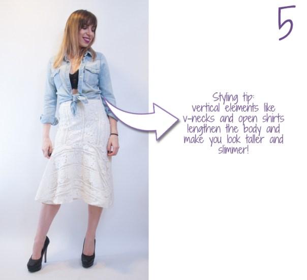 midi skirt look 5