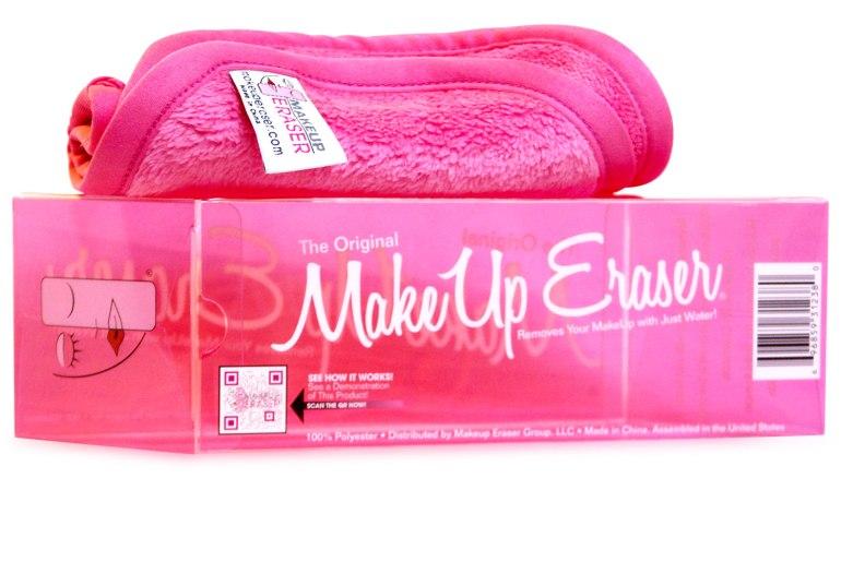 Makeup eraser como remover maquaigem sem produto químico