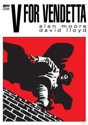 V for Vendetta, cartoon e cult movie