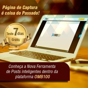 plataforma omb100 com aplicativo para facebook