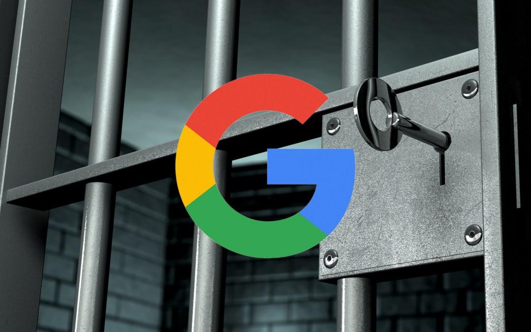 Google Penaliza Sites que usam Táticas de Links em Widgets