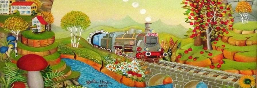 Gustav-Ioan-Hlinka-Resita-Trenul-sub-arcada