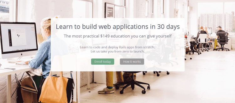 Photo by BaseRails - Learn to build web applications in 30 days