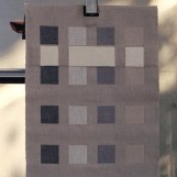 Antependium - Leinen, Seide, Doppelgewebe, ca. 0,70 x 0,90 m