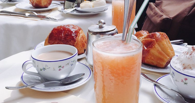 Ever Wondered What French Brunch looked like?
