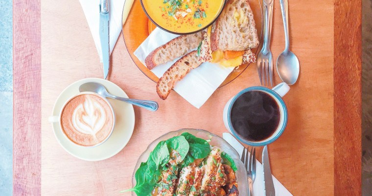 The Hood cafe, a cosy co-working coffeeshop