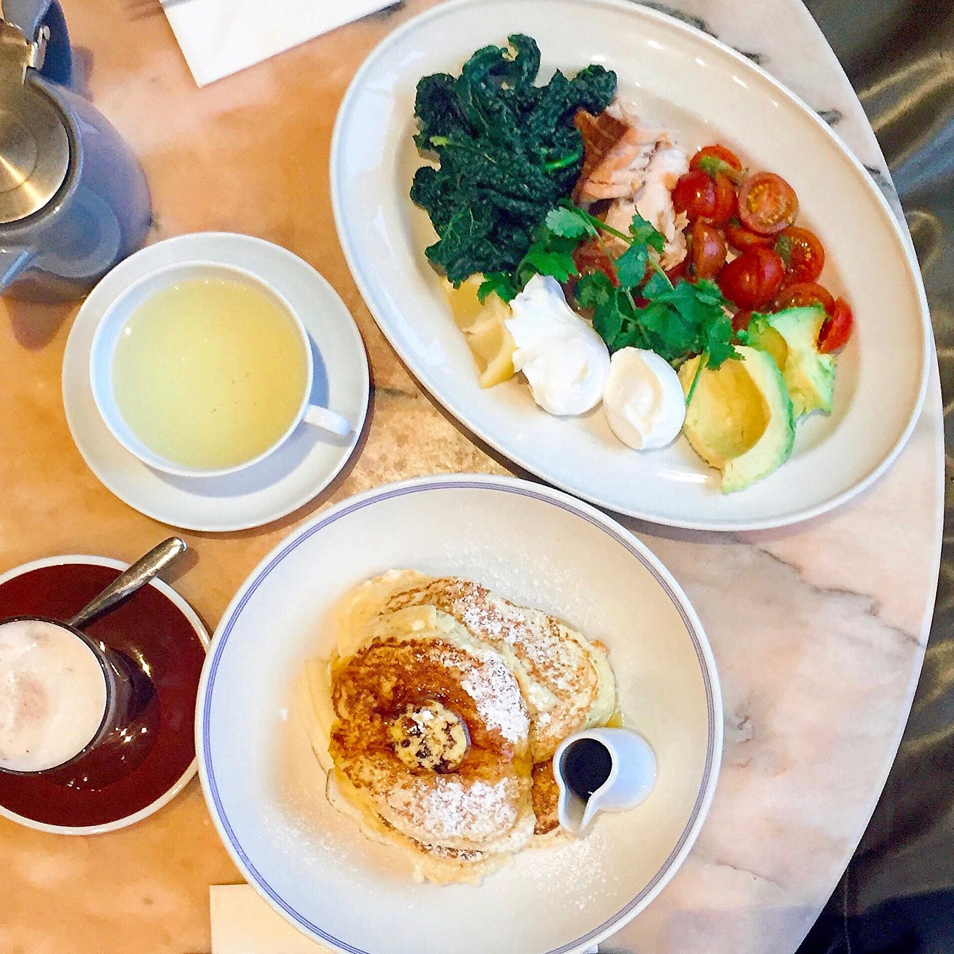 Granger & Co, travelers' breakfast spot in London