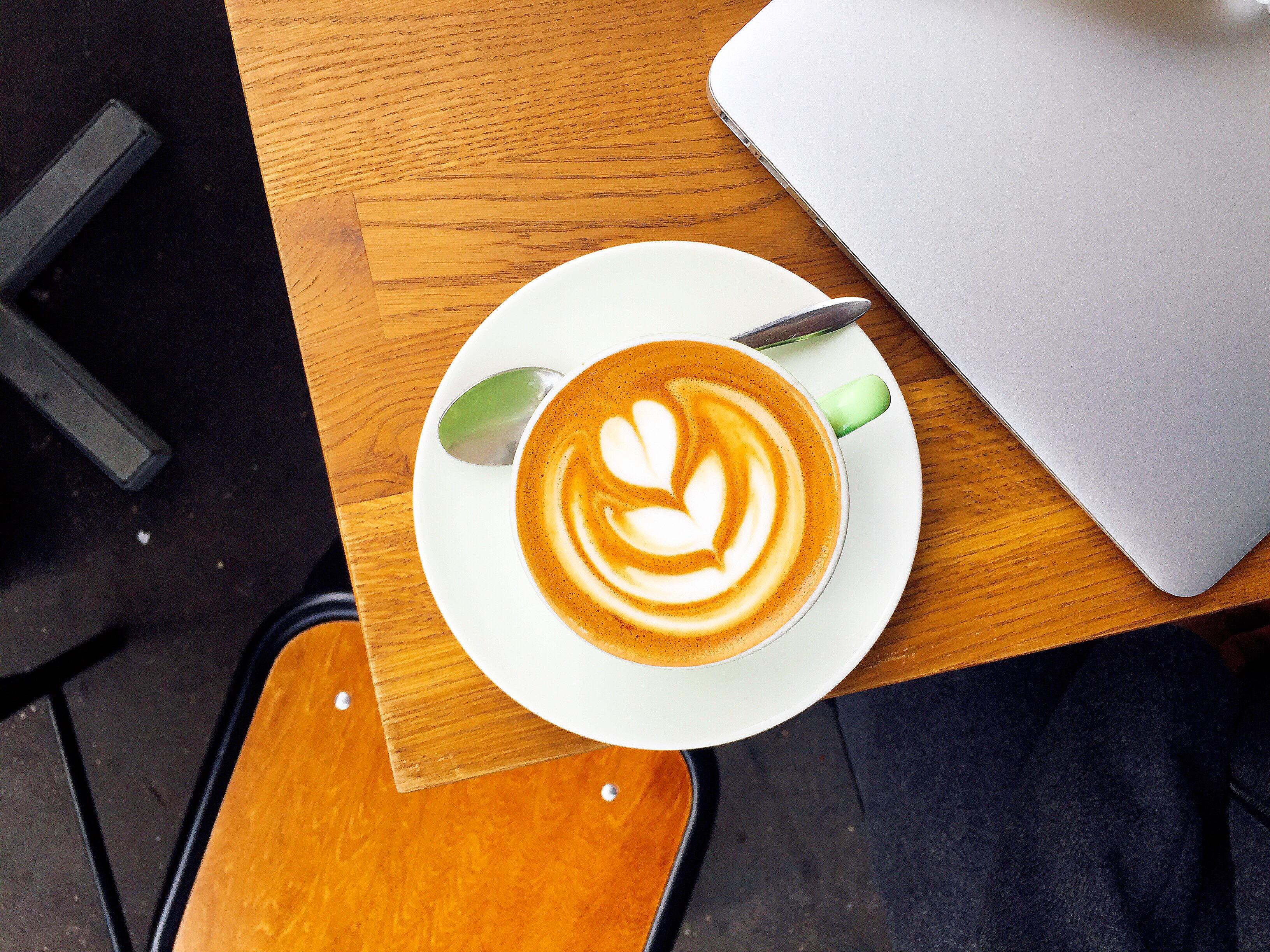 Fondation Café, just like in Australia