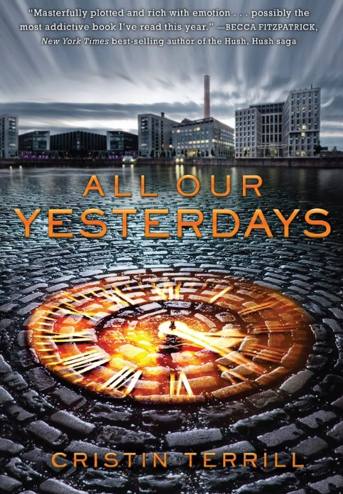 all our yesterdays book cover cristin terrill