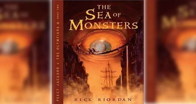 The Sea Of Monsters By Rick Riordan Percy Jackson And The Olympians 2
