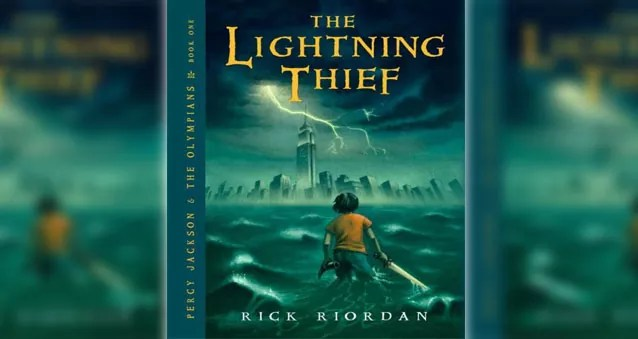 the lightning thief by rick riordan free download percy jackson and