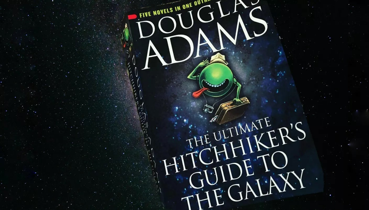 Took a Freakishly Long Time Reading Hitchhiker's Guide to the Galaxy, Still Enjoyed It.2 min read