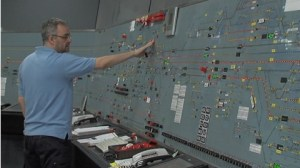 Signaller at work