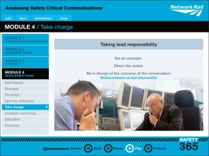 Screenshot - Assessing Safety Critical Communications