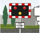 Illustration - Level Crossing Guidance