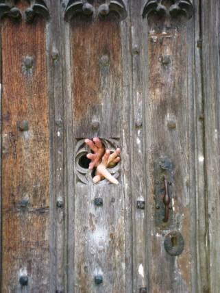 Exeter knocker