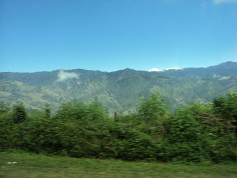san jose costa rica mountains