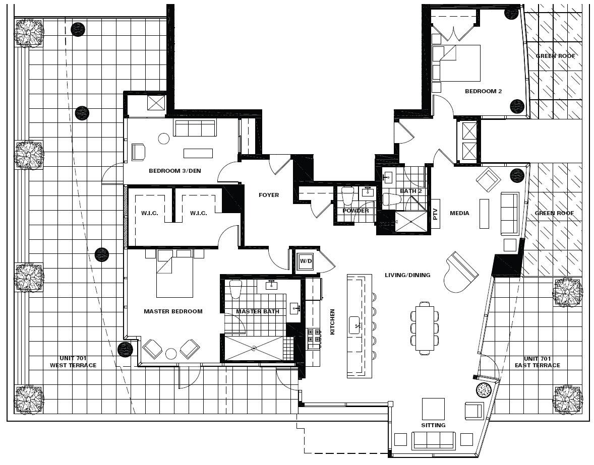 Superior 110 Chicago Il River North Condominium