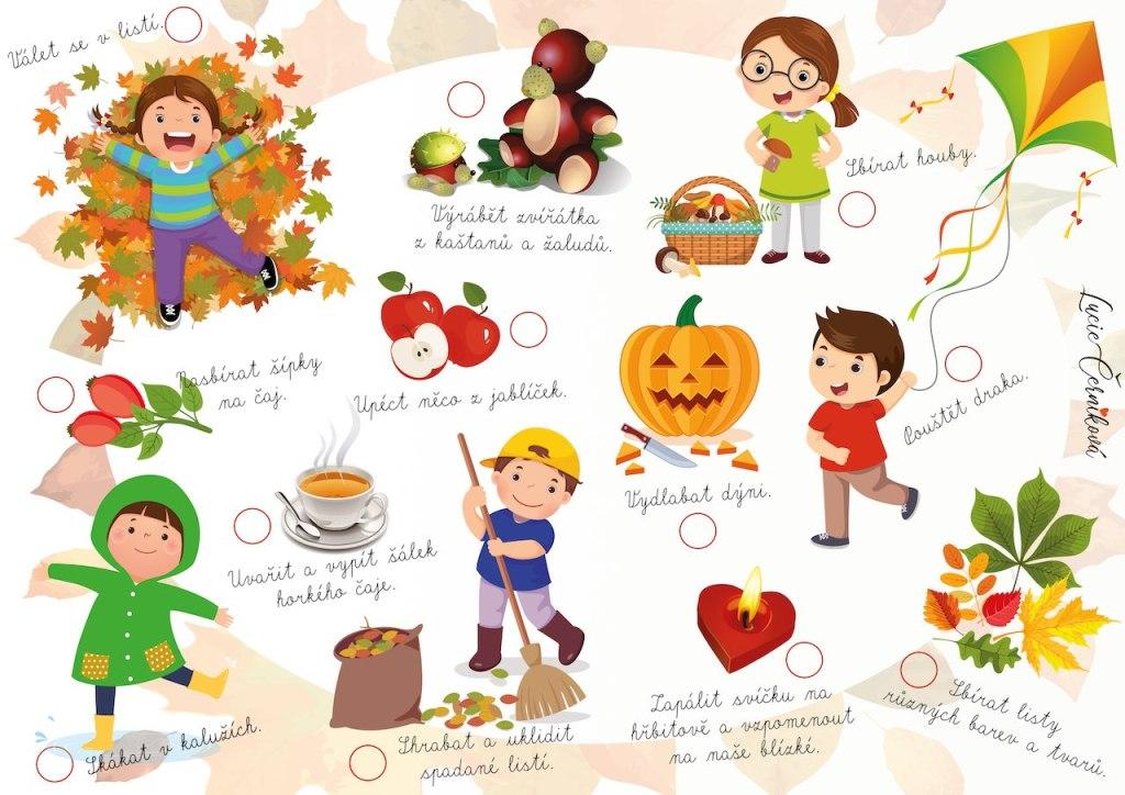 Podzimní aktivity
