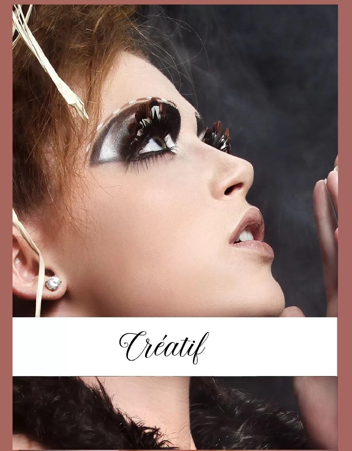 formation maquillage créatif artistique Normandie Cherbourg la Manche