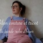 bilan de ma garde-robe d'hiver - Carnet de recherches de Lucie Choupaut