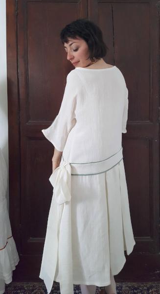 dos de la robe d'été 1924