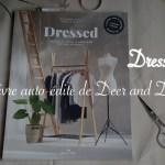 couverture du livre Dressed de Deer and Doe - Carnet de recherches de Lucie Choupaut