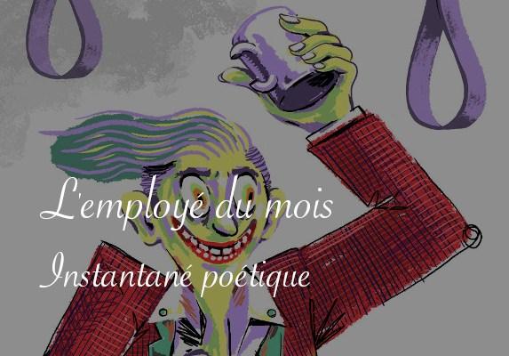 Illustration de l'employé du mois - Carnet de recherches de Lucie Choupaut