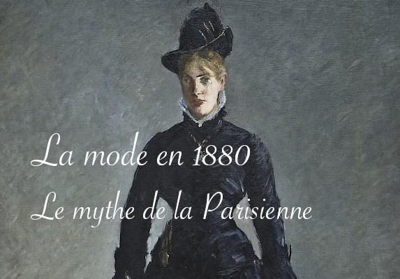 La Parisienne en 1880 - Carnet de recherche de Lucie Choupaut