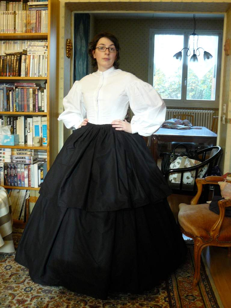 blouse 1860