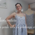 Garde-robe printemps été - Carnet de recherches de Lucie Choupaut