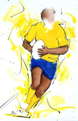 tableau_Yaka'y_peinture_rugby_clermont_ferrand_lucie_llong