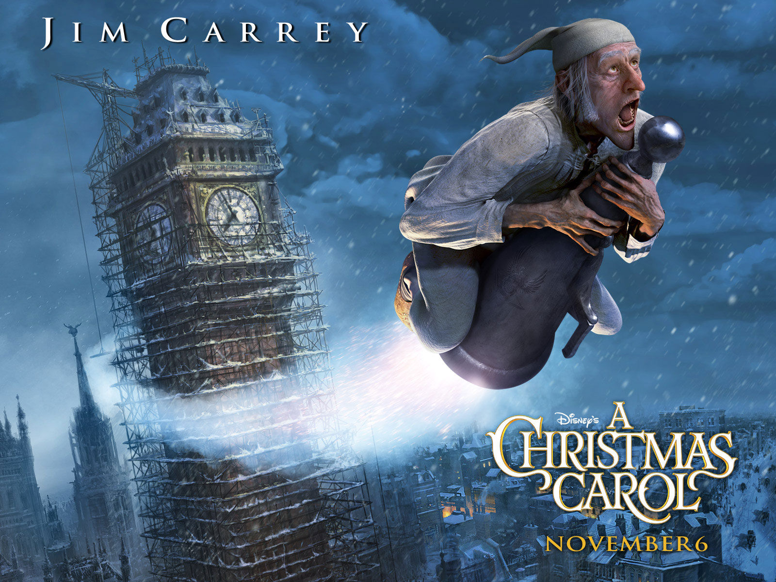 A Christmas Carol 2009 Watch Movies Online Download