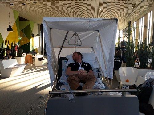 Bed-innovatie Dutch Hacking Health de markt op