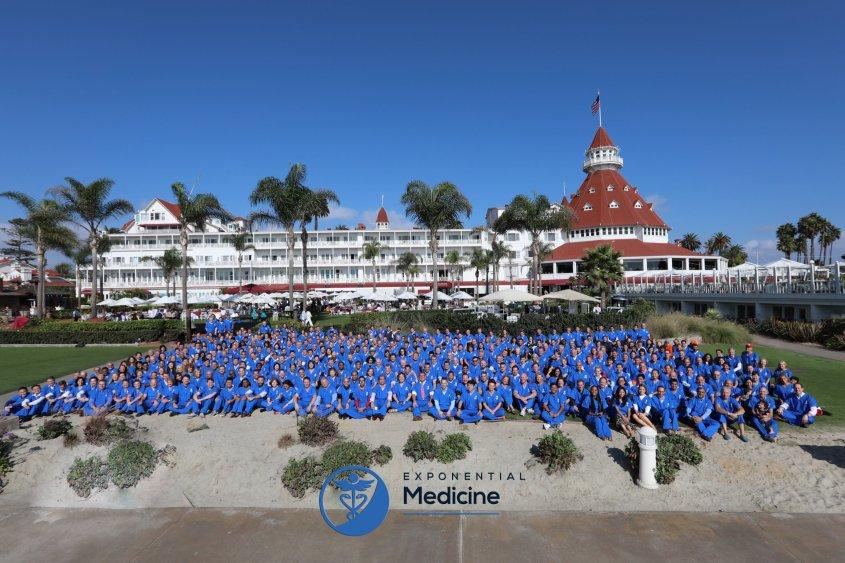 Exponential Medicine 2018