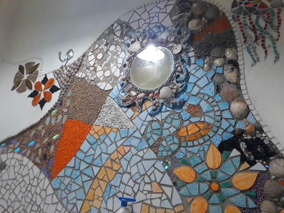 arte reciclado - Stella Maris Castañeda