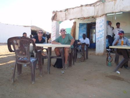 Wadi Halfa side show
