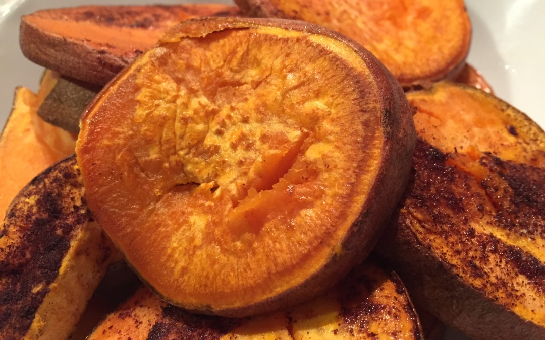Simple, Healthy, Delicious – Sweet Potatoes