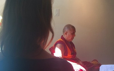 Meditation with Khen Rinpoche: Breathe In, Breathe Out