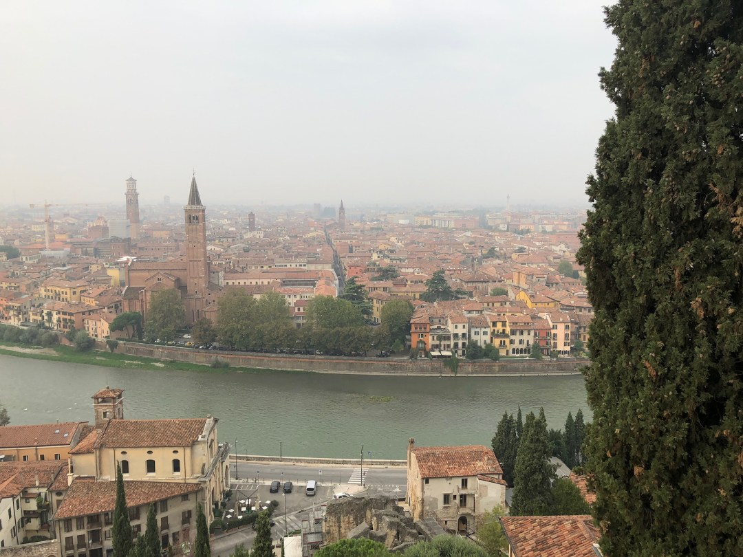 Verona, IT, Morning Run