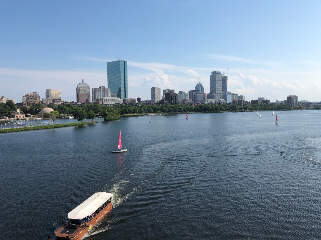 Charles River, Boston MA LuciFit