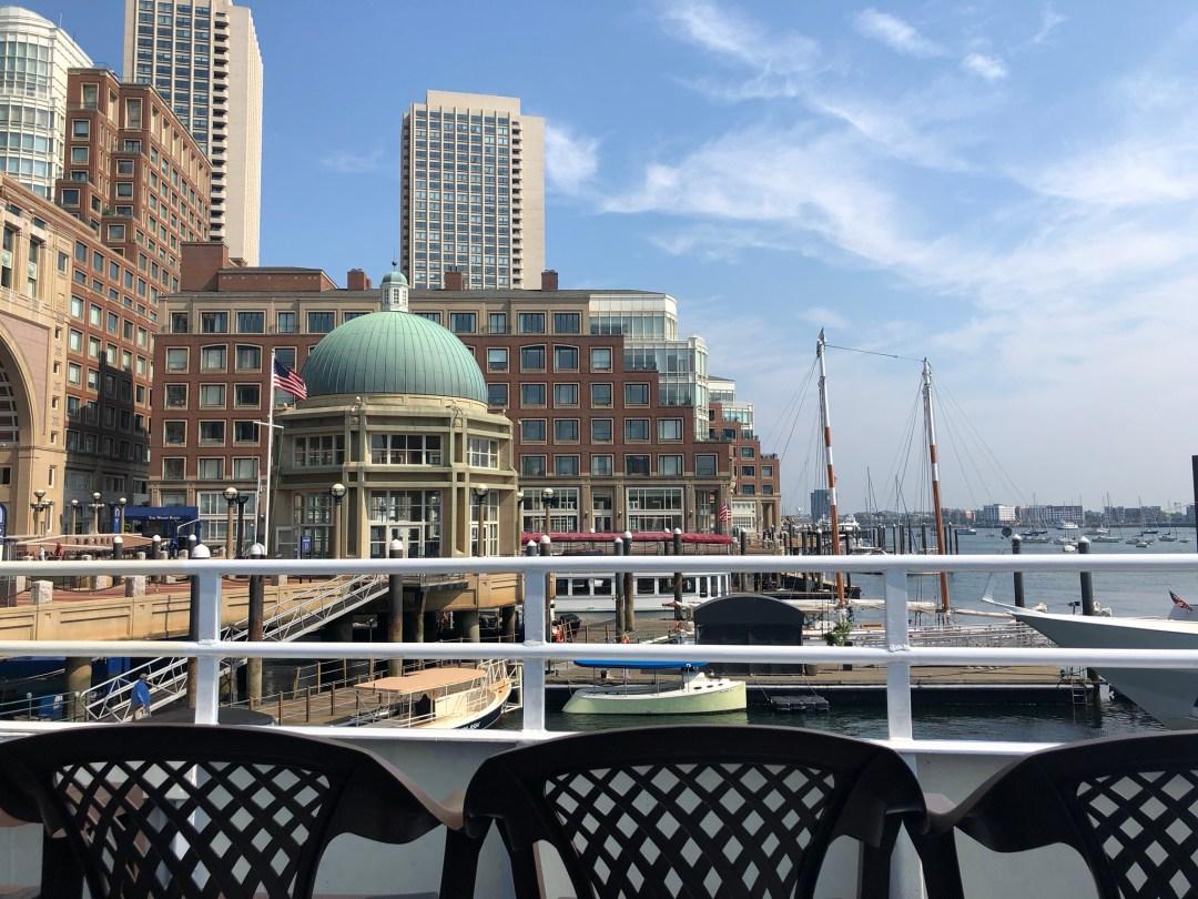 Rowe's Wharf, Boston MA, LuciFit.com
