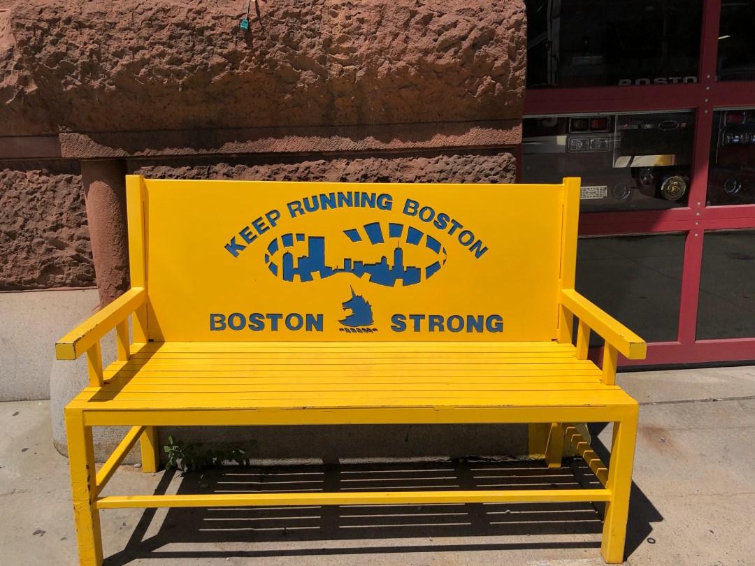 Boston Strong Boylston Street FD-LuciFit