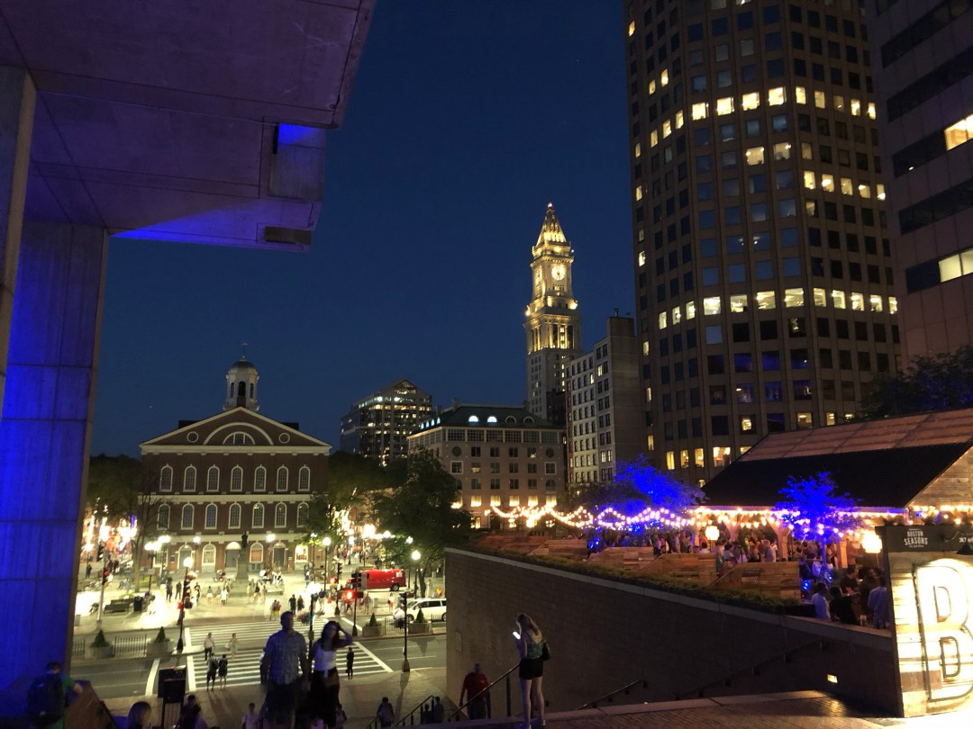 Faneuil Hall and Marketplace, Boston, MA